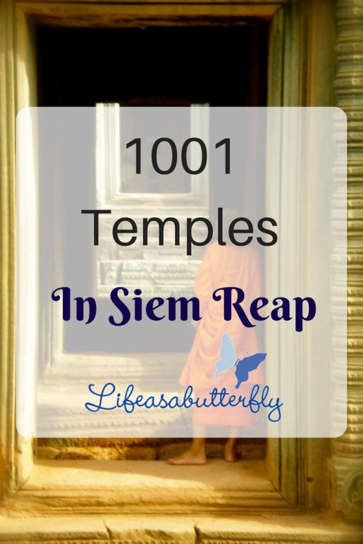 1001 Temples In Siem Reap