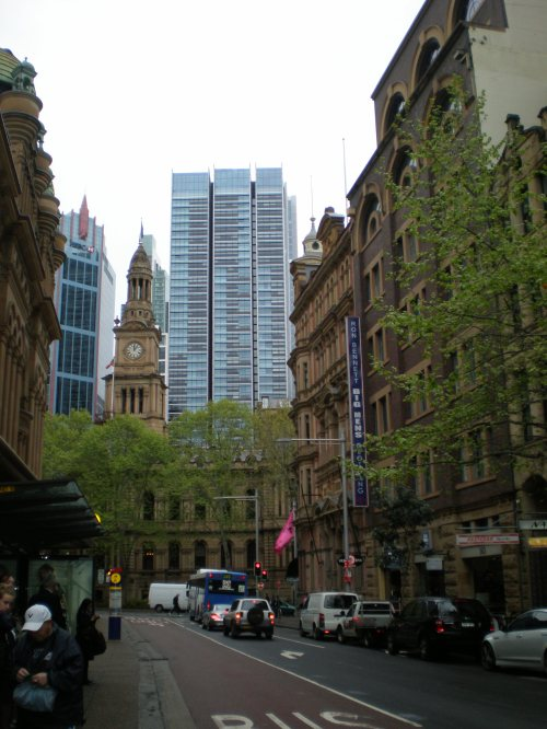 streets of Sydney