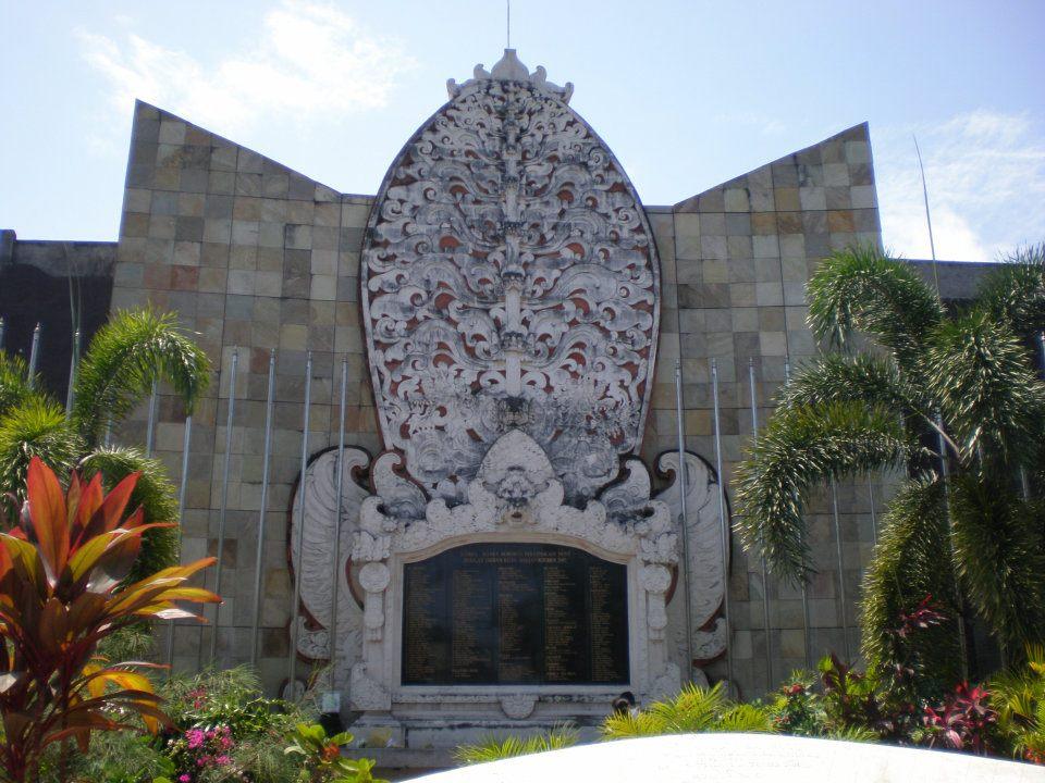 Bali bomb memorial