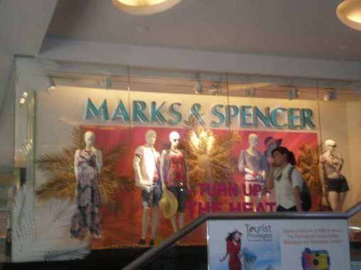 Marks and Spencer Singapore