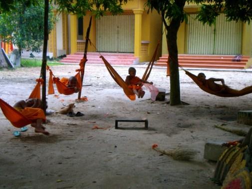 monks siem reap