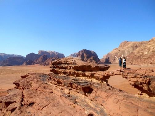 Wadi Rum views