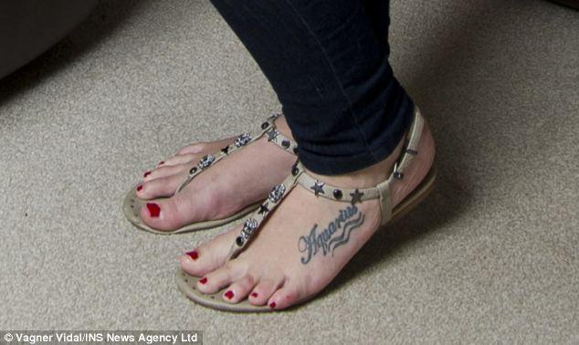 British airways tattoo