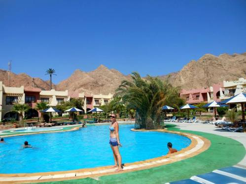 All-Inclusive hotel, Dahab