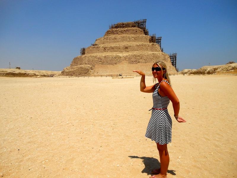Egyptian pyramid facts