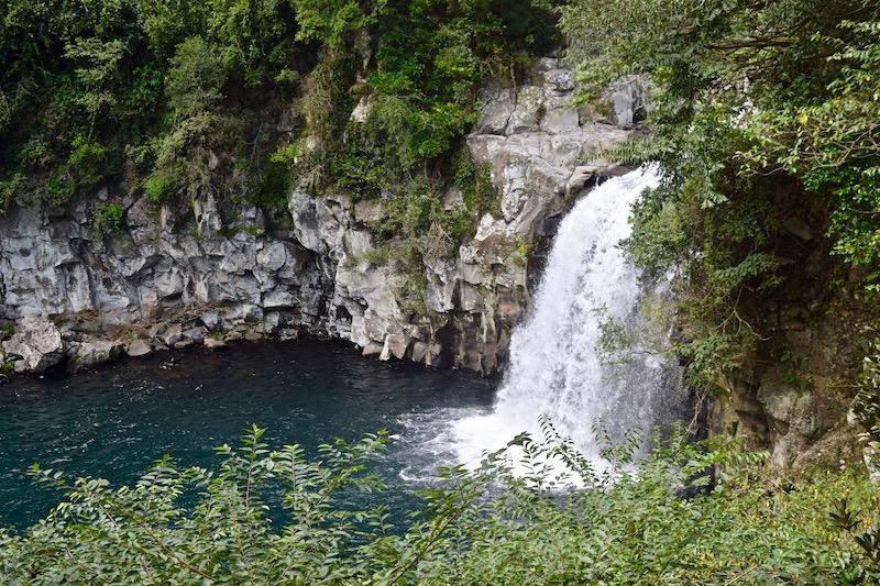 Jeju Waterfalls