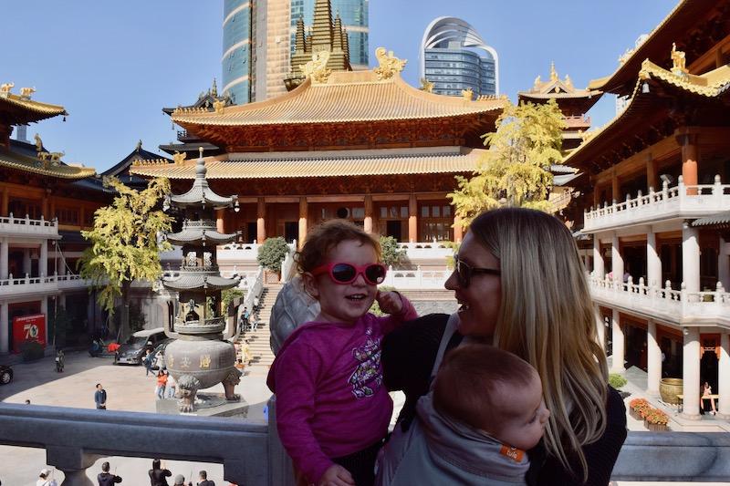 Shanghai with kids