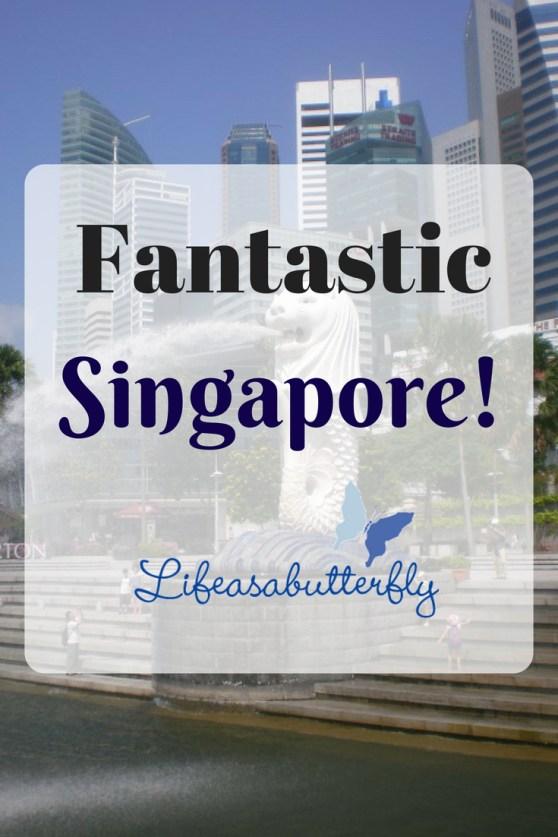 Fantastic Singapore!