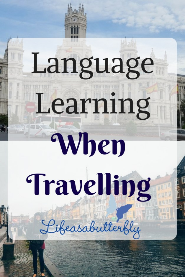 Language Learning When Travelling