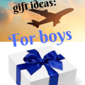 Travel-themed gift ideas