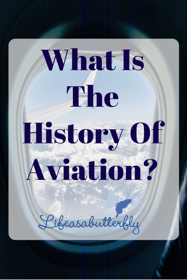 What Is The History Of Aviation_