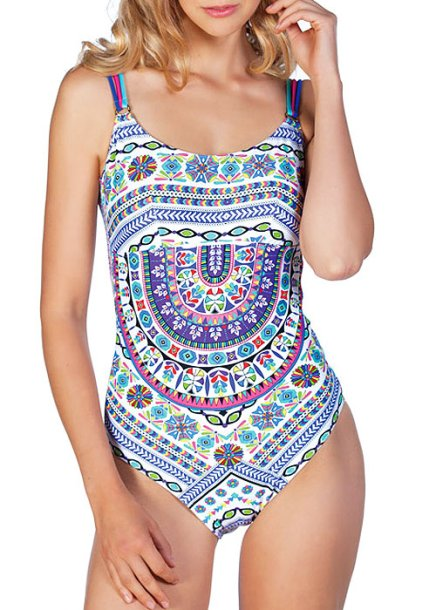 Dolores Cortes Aruba Swimsuit