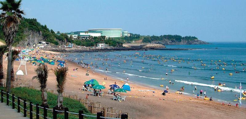 The best beaches in Jeju