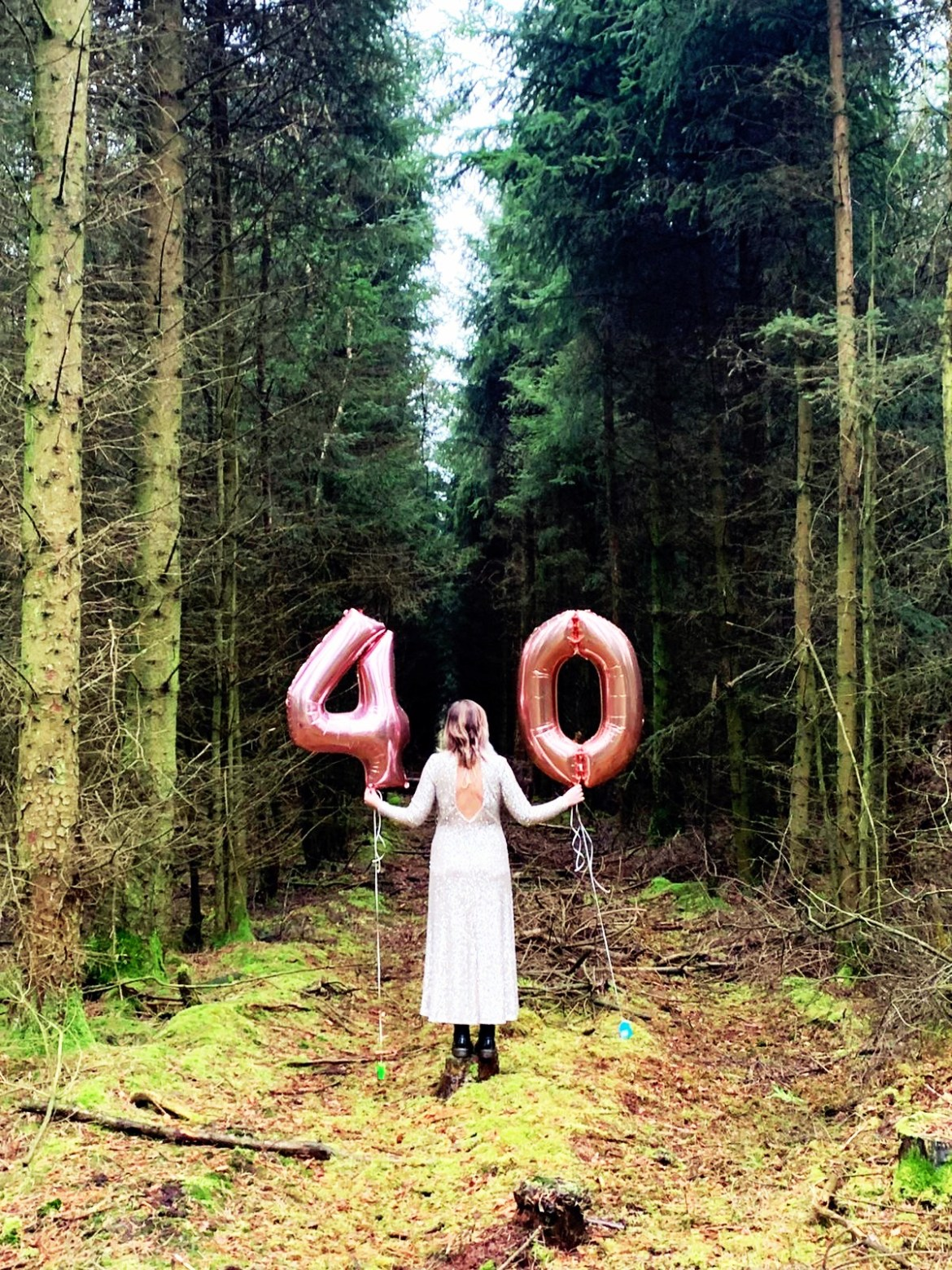 My 40th Birthday: What I Wore