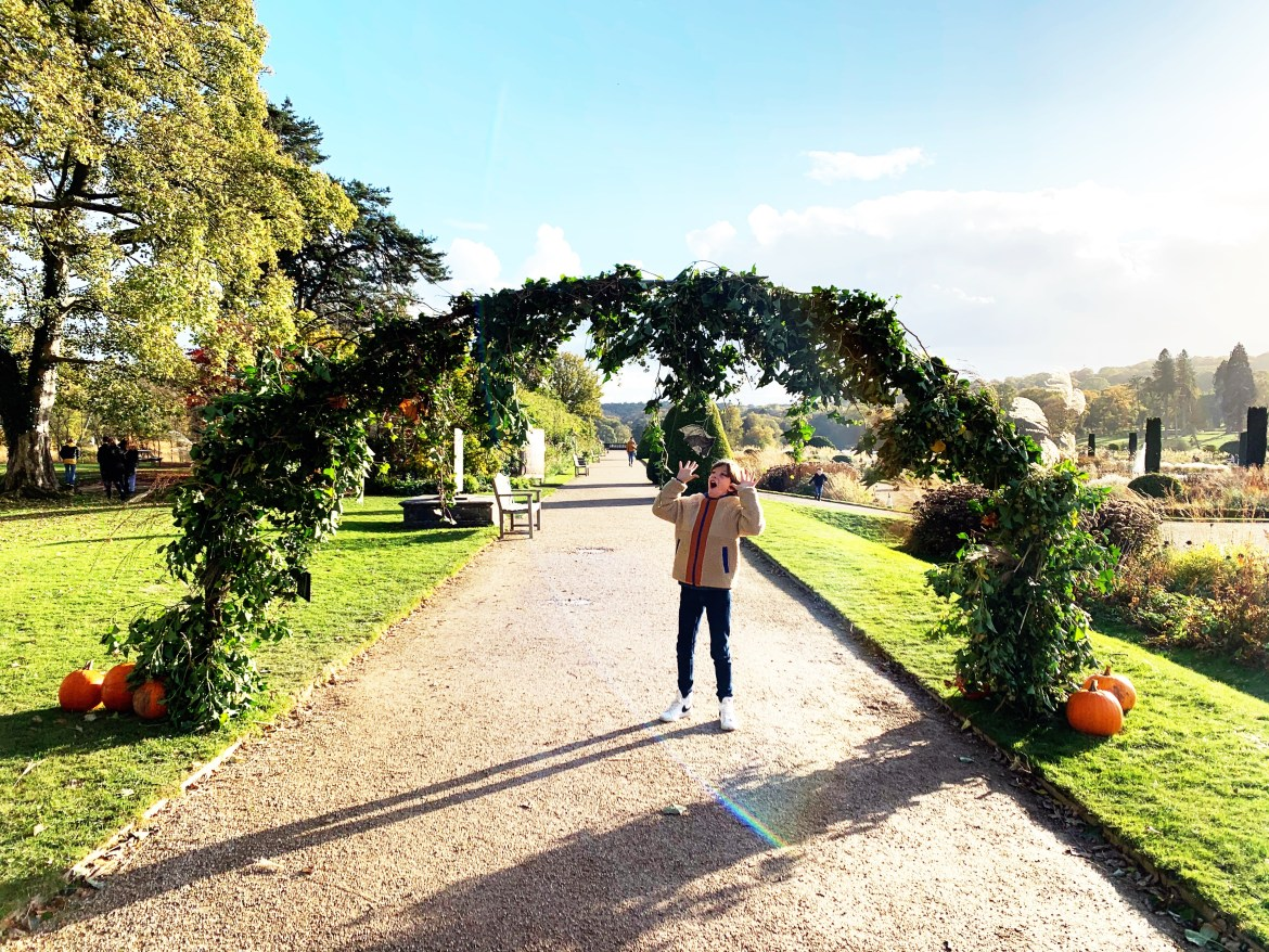 A day of magical mischief at Trentham Gardens