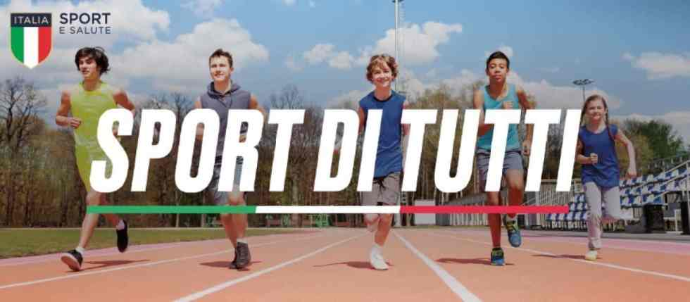 """Presentazione del progetto """"Sport di Tutti"""""""