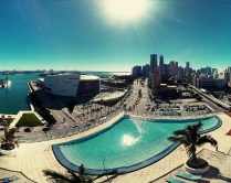 Miami appartement View