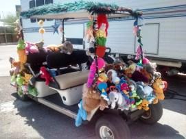 The PLUR cart