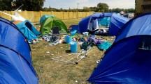 Bad campers