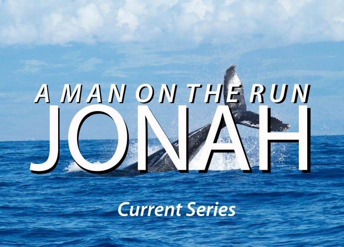 Jonah: A Man on the Run