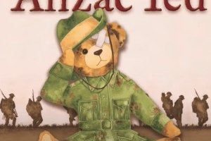 Anzac ted Children's story