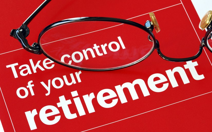 Take control of your retirement