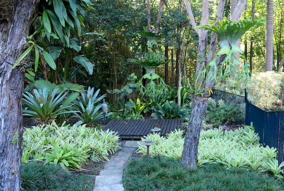 Australian garden style