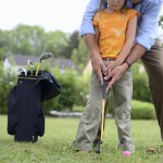 how to get your grandkids into golf