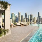 SKYE BY PIKS - LOGO - Brisbane Kangaroo Point Apartments POOL