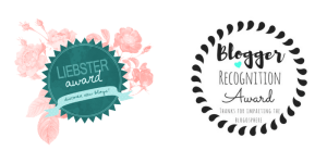 Blogger Recognition & Liebster