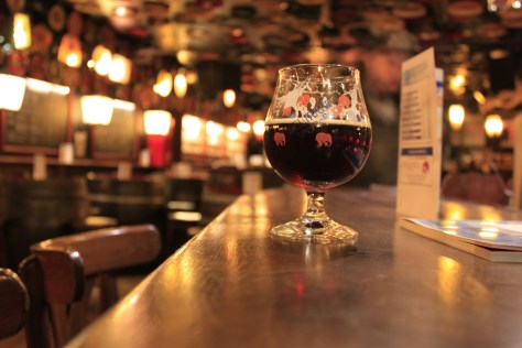 Delirium Cafe and other places you must visit in Brussels - Photo: Nathan Davison