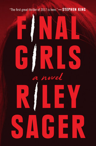 Final Girls book / Amazon