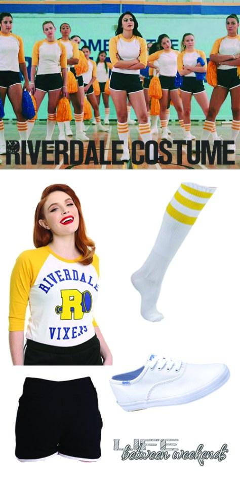 Riverdale costume ideas (Photos: CW/Amazon)