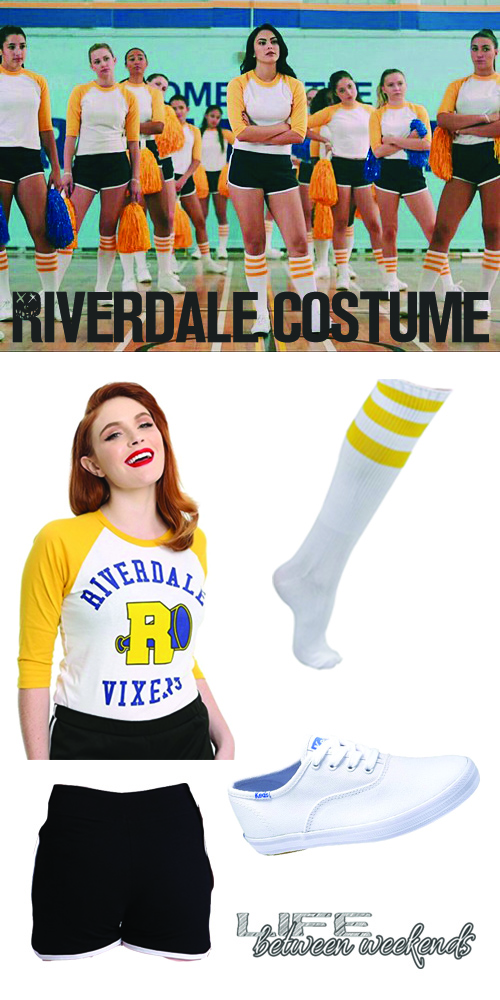 these 'riverdale' costumes are even better than the archie