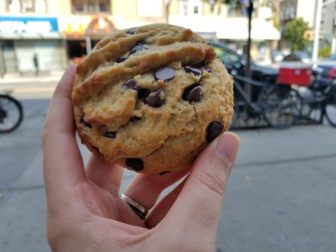 Chip in Astoria makes some of the country's best chocolate chip cookies