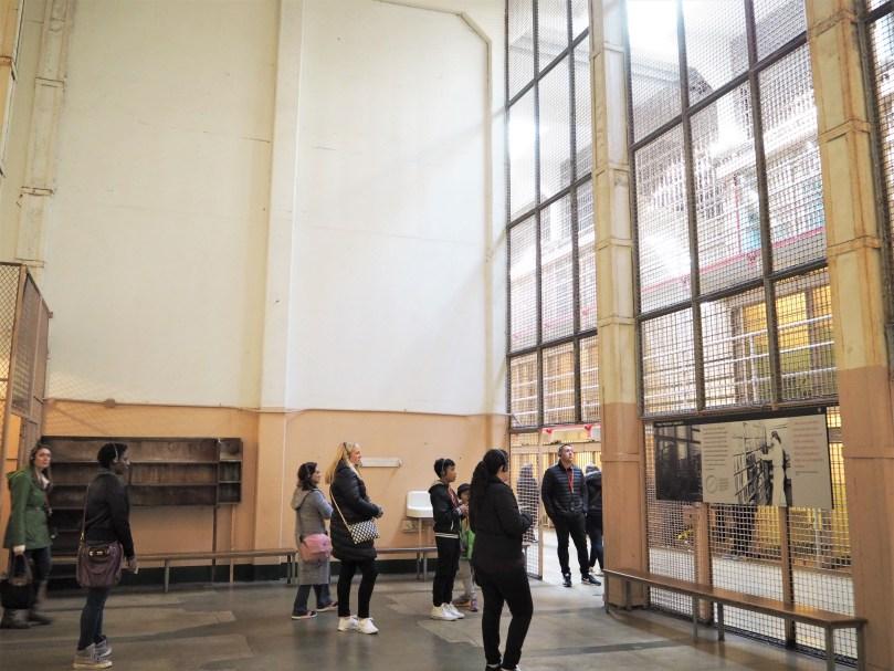 tour of alcatraz island