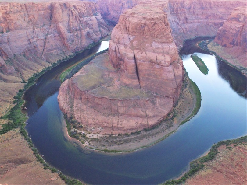 Visiting Horseshoe Bend