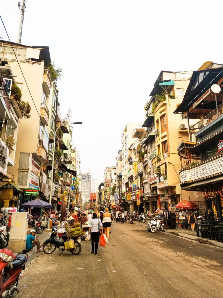 two days in ho chi minh things to do