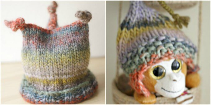 Quick & Easy Knit Hats For Babies and Toddlers ~ Life Beyond the Kitchen