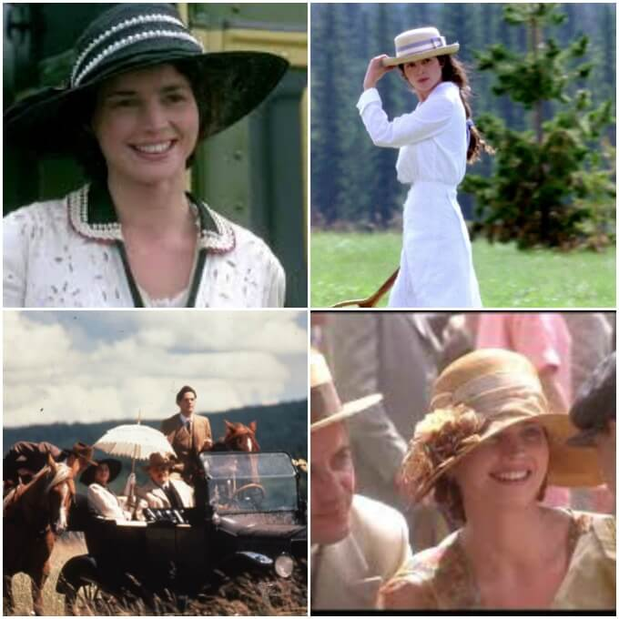 Lucy Hat ~ A Project Inspired by Julia Ormond in Legends of the Fall ~ Life Beyond the Kitchen