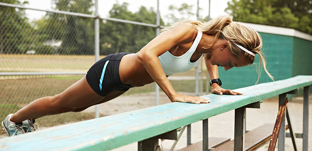 Trening siłowy biegacza