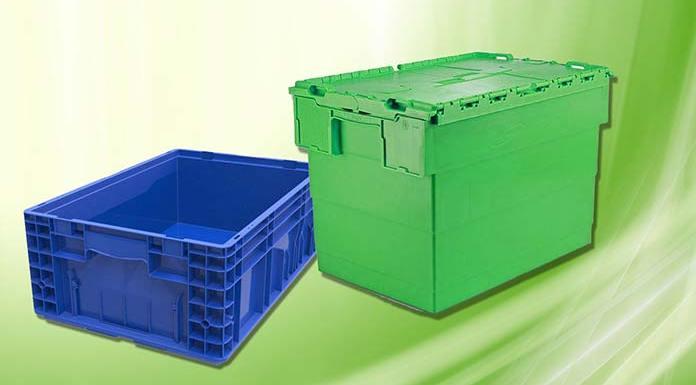 Czy warto zdecydować się na przemysłowe pojemniki z tworzyw sztucznych?