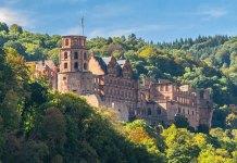 Trzy najpiękniejsze pałace w Niemczech