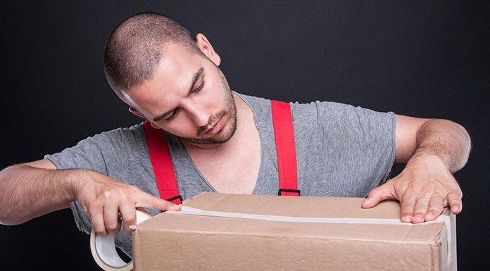 Uniwersalna taśma do pakowania z nadrukiem