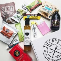 Healthy Lifebox classic vegan gift
