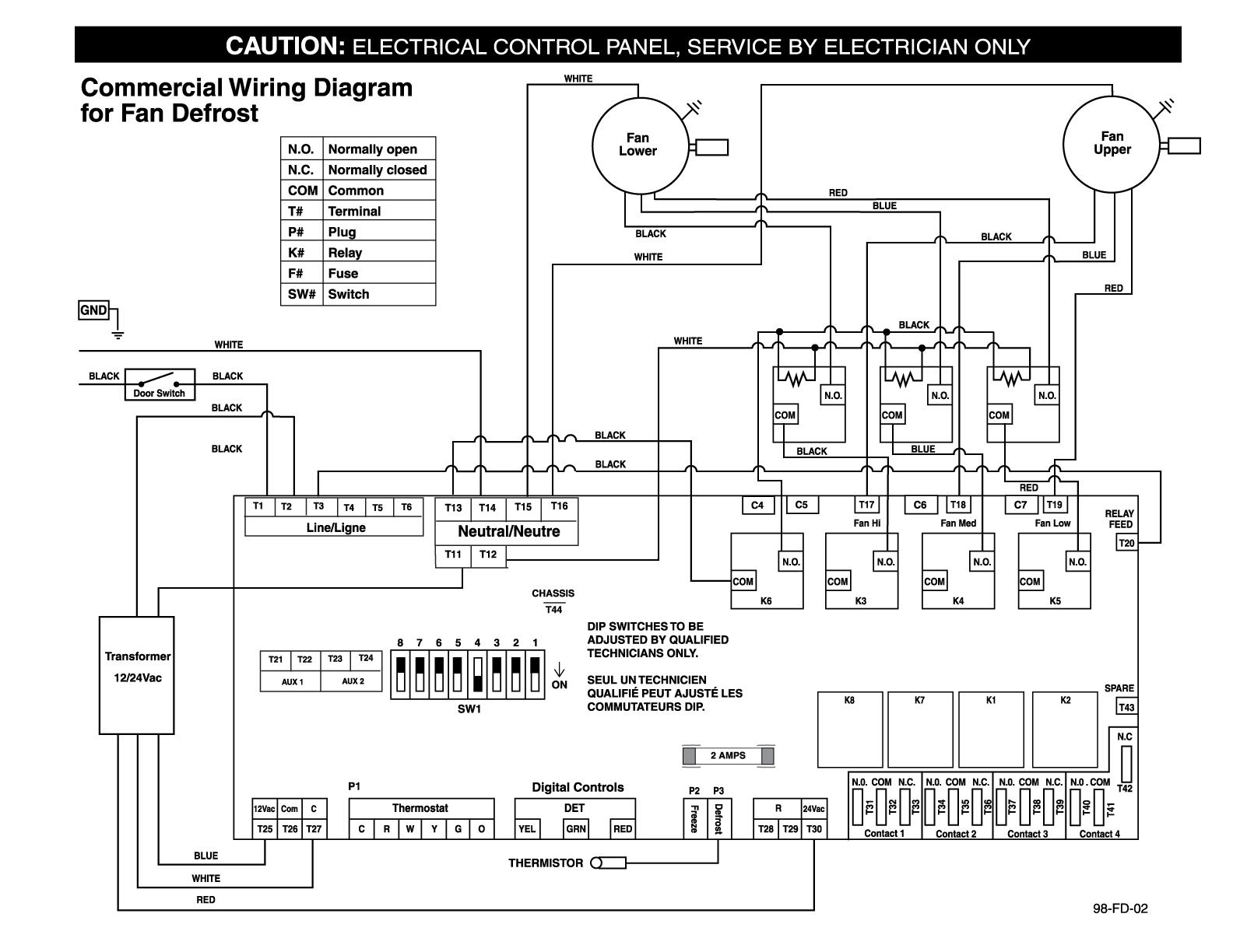 Lifebreath 650 Fd Commercial Heat Recovery Ventilator Hrv