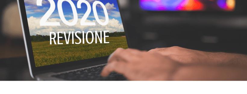 Revisione 2020 e pianificazione 2021 1