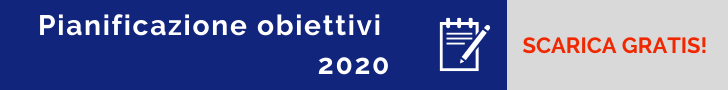 Modello Pianificazione 2020
