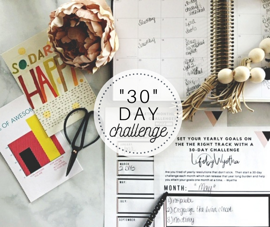 September 30-Day Challenge