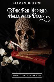halloween decor PIN